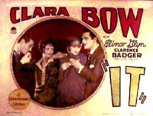 Clara Bow 'IT'