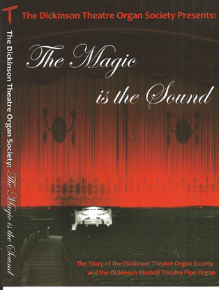 The Magic Is The Sound DVD