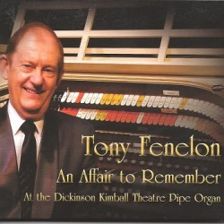 Tony Fenelon CD - An Affair To Remember